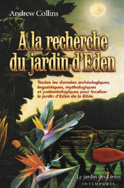 """Résultat de recherche d'images pour """"A la recherche du Jardin d'Eden"""""""