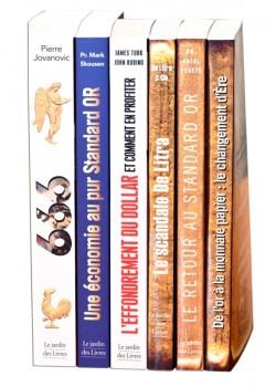 5 livres - Lingots d'or