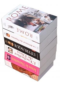 6 livres de Mika Waltari
